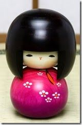 Kokeshi Dolls of Japan