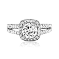 Scott Kay diamond engagement #ring