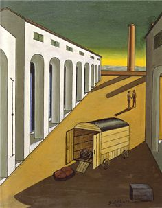 Infinity House: From My Lecture on Giorgio de Chirico