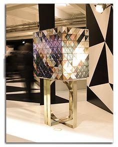 An Exclusive Design Furniture handmade piece by Boca do Lobo called Pixel | For more details visit www.bocadolobo.com