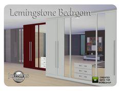 jomsims' lemingstone wall mirror bedroom