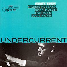 Album cover 'Undercurrent', by Reid Miles