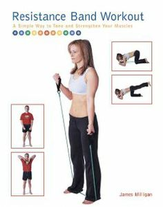 Resistance band workout : a simple way to tone and strengthen your muscles