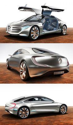 ♂ Mercedes-Benz F 125! Concept