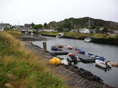 Easdale, Slate Islands, Inner Hebrides, Scotland