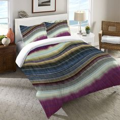 Rumba Duvet Cover and Shams – Laural Home