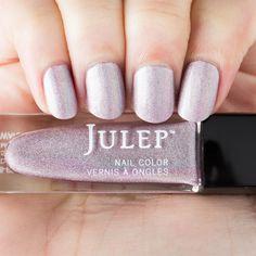 Julep Ellis - Pink dawn linear liquid holographic