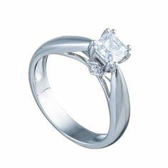 7644_WHITE_GOLD_PRINCESS_CUT_MULTI-STONE_SET_CLASSIC_DIAMOND_ENGAGEMENT_RINGS_W060_V01