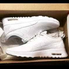 Nike white Air Max Thea trainers @goliver13