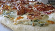 Flatbread Pizza Dough