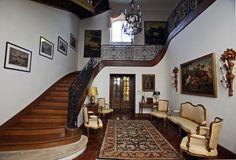 inside a Vanderbilt mansion