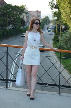 White Dress, Dresses For Work, Profile, Trends, Lifestyle, Blog, Fashion, User Profile, Moda
