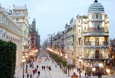 We continue our series of articles on the home exchange in Europe… Continue reading Discover 5 marvelous autonomous communities of Spain! Most Beautiful Cities, Wonderful Places, Places To Travel, Places To See, Travel Around The World, Around The Worlds, Madrid, Seville Spain, Spain And Portugal
