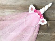 Your place to buy and sell all things handmade Pink Tulle, Pink Silk, Pink Satin, Unicorn Dress, Unicorn Costume, Unicorn Party, Antler Headband, Crown Headband, Toddler Girl Halloween