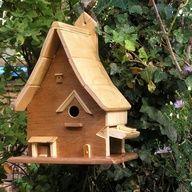 Swiss Bird House