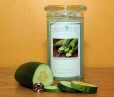 The Official Website of Jewelry Candles - Cucumber Melon Jewelry Candles Jewelry Bath Bombs, Mint Jewelry, Honeydew Melon, Jewelry Candles, Gift Card Giveaway, Best Candles, Candle Wax, Smell Good, Scented Candles