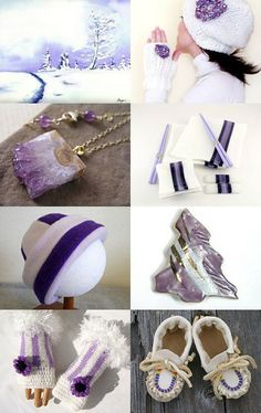 Snowy Reflections by Tommye on Etsy--Pinned with TreasuryPin.com