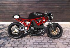 1988 Ducati 900 Super Sport Cafe Racer