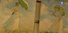 L'atelier de Claude Monet reconstitué à Giverny