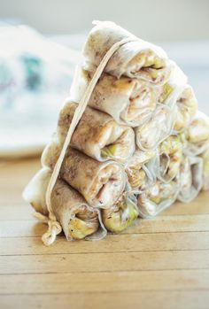 Crispy Pork, Shrimp and Cabbage Imperial Roll // Tasty Vietnamese Recipes: http://fandw.me/S4h #foodandwine
