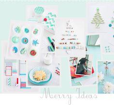 Color Me Pretty: Holiday Edition   decor8