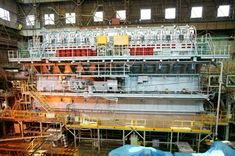 Most powerful diesel engine in the world - one up'd the monster on my ship