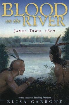 """blogger writes, """"5th grade teachers - This read aloud is a MUST!! It tells of the true story of Pocahontas. It goes along great with our social studies curriculum and is fun and interesting for students to listen to. I will be reading this for my second read aloud of the year (and it will be my 6th year of reading it aloud to my students - even I love it!)"""""""