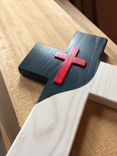 Divine Crosses® is a full time family business making Divinely inspired Custom Handmade Wooden Crosses. We pray over and pour our hearts into each and every cross we make. Wooden Cross Crafts, Wooden Crosses, Wall Crosses, Wood Crafts, Diy Wooden Projects, Small Wood Projects, Rustic Cross, American Flag Wood, Carved Wood Signs