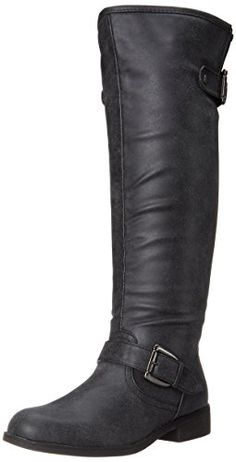 Madden Girl Women's Cactuss Boot,Black Paris,8 M US Madden Girl http://www.amazon.com/dp/B00BFGHQT6/ref=cm_sw_r_pi_dp_pM4bvb16H0MGK