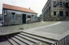 """""""La gota de leche"""". Ahora en su lugar está el museo de arte contemporáneo. Fotos antiguas de Compostela Gota, Places, Contemporary Art, Art Museum, Santiago De Compostela, Old Photography, Antique Photos, Milk, Museums"""
