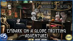 The Mystery of the Crystal Portal (Full) on App Store:   Free for a limited time! Dont miss out! Dont miss the second part of our hidden object bestseller - The Mystery of the Crystal Portal 2! ...  Developer: G5 Entertainment  Download at http://ift.tt/1QE17il