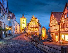 10 πανέμορφα χωριά στην Ευρώπη