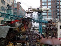 City Museum. (Why I'm Moving My Business From San Francisco to St. Louis - Need/Want)