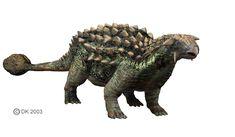Ankylosaurus - Dinopedia