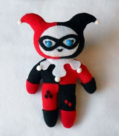 Cute Plushies by Michelle Coffee (misscoffee)! Starring Link, Magneto, Adventure Time, Dragon Ball, & More5