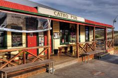 Catho Pub - Catherine Hill Bay, NSW