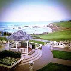 The Ritz Carlton at Half Moon Bay.