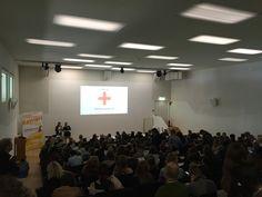 Durch das Programm führte Petra Ruthven-Murray, Studienberaterin bei der Berliner Studienberatung planZ. http://planz-studienberatung.de/infotag-medizinstudium