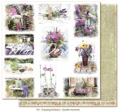 New Maja Design Paper collection - 'Enjoying Outdoors' now available at Crafts U Love http://www.craftsulove.co.uk/maja.htm