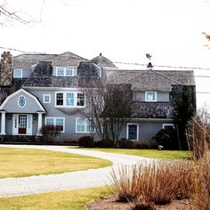 Just another beautiful New England beach house