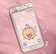 #phone #samsung Girly Phone Cases, Phone Cases Iphone6, Phone Themes, Aesthetic Phone Case, Cute Games, Phone Organization, Retro Aesthetic, New Phones, Cute Pink