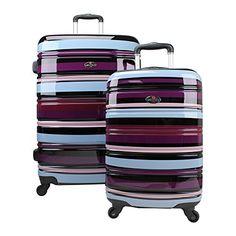 Swiss Case 4 Wheel 2Pc Suitcase Set PURPLE Swiss Case http://www.amazon.co.uk/dp/B004RLGO80/ref=cm_sw_r_pi_dp_YLESvb0ZP5458