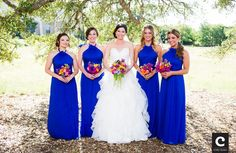 Jackie + Sean | Bride and Her Bridesmaids | Lady Bird Johnson Wildflower Center | Austin, TX | Cory Ryan Photography | Verbena Floral | Rae Cosmetics | Pearl Events Austin | www.pearleventsaustin.com
