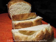 Pain De Mie extra moelleux à la main ou à la MAP - La Cuisine de JuliaT & Agathe