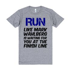 Run Mark Wahlberg.....I NEED THIS!!
