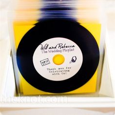 Music Wedding Theme Inspiration - Wedding Obsessions | The Knot