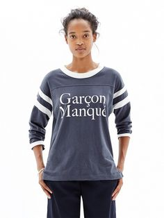 Madewell Garcon Manque Strped Tee