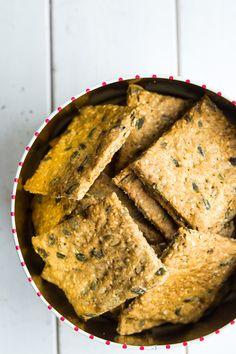 grove knækbrød Sugar And Spice, Nom Nom, Snacks, Nice, Breads, Tapas Food, Appetizers, Treats, Finger Food