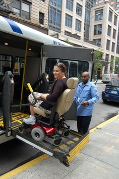 Welcome to the Access Program for Travelers with Disabilities    Big Apple Greeter launched its Access Program in 1993 to inform travelers with disabilities of some accessible travel options within New York City, as well as help travelers with disabilities to get the most from their visit by matching them with a volunteer greeter who will show them a favorite section of the city.