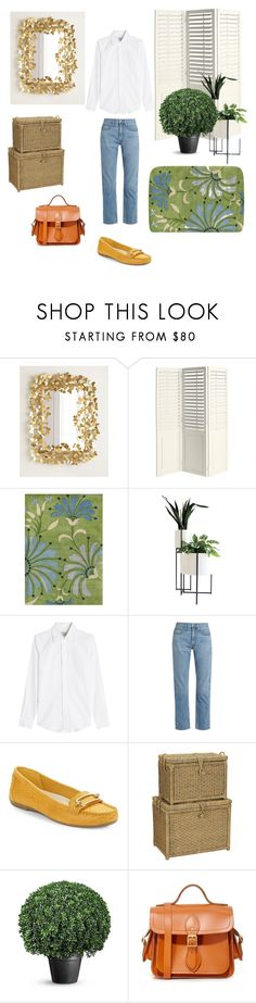 """Simply Beautiful"" by pjhappy ❤ liked on Polyvore featuring interior, interiors, interior design, home, home decor, interior decorating, Jamie Young, Pier 1 Imports, Alliyah and Marni"